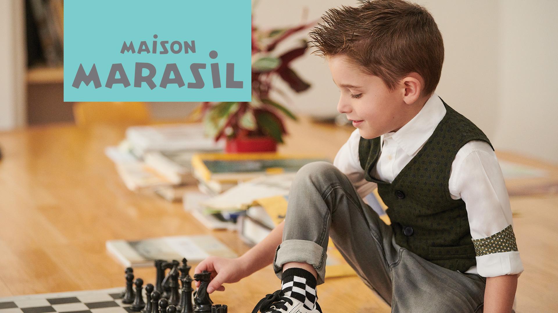 d5b7d28bba Maison Marasil New Collection AW2018-19 - Mediterranean COSMOS mall