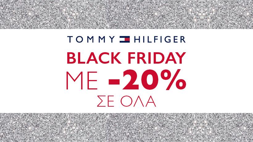 Black Friday @ Tommy Hilfiger Mediterranean COSMOS mall